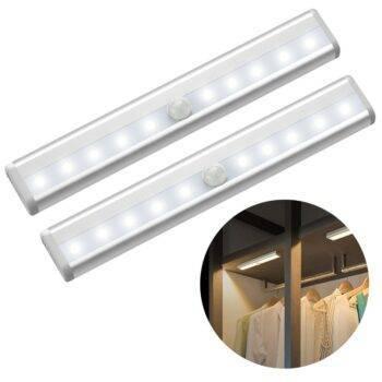 6/10 LEDs PIR LED Motion Sensor Light Energy Savers LED Lighting