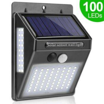 Wall LED Solar Lamp for Garden Energy Savers Home and Garden Home Security LED Lighting