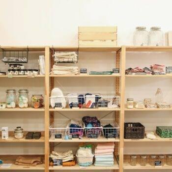 Eco-friendly Storage and Organization
